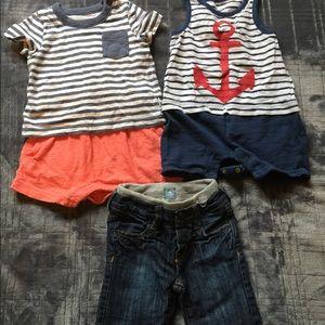 Baby gap baby boy clothes